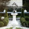 lotus peyzaj_haddonstone_garden ornaments_sundials_paving_formal gardens_green_buxus