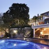 lotus peyzaj_landscpe design_outdoor living_pool house_swimming pool_garden lighting