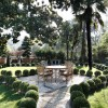 lotus peyzaj_landscpe design_paving_garden_furnitures_bonsai_buxus_formal garden_garden ornaments_bench seat