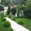 lotus peyzaj_mansion garden_outdoor living_buxus_formal garden_paving_landscape